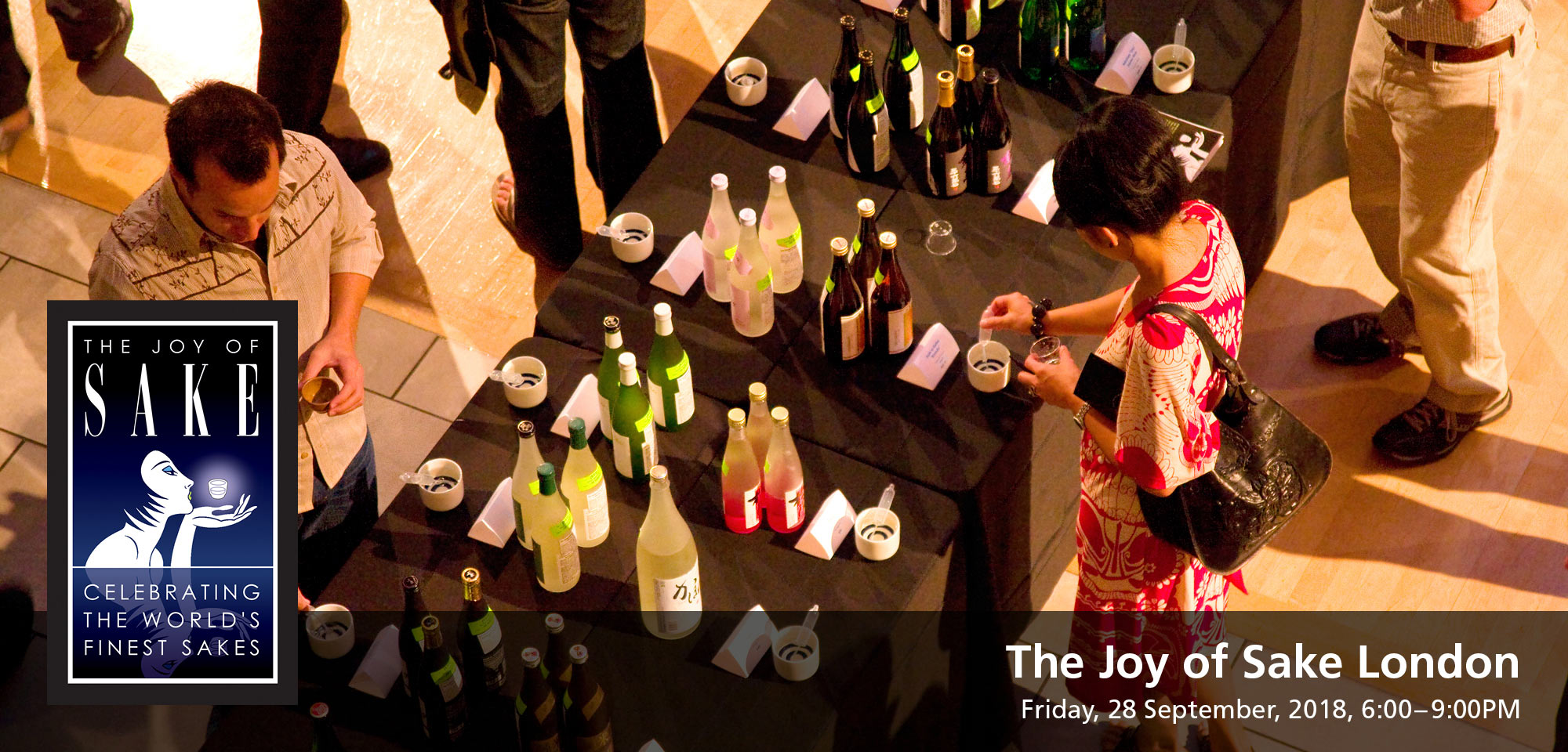 The Joy of Sake